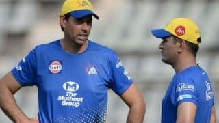 Dhoni Fresh, Engaged & Determined After Break: CSK Coach Fleming on Eve of IPL Opener vs MI